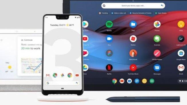 Google Expands Pixel Phone Screens, Undercuts Apple on Price