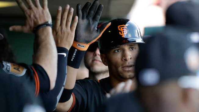 Giants Spring Training Day 43: A Big Game for Veteran Trying to Lock Up OF Job