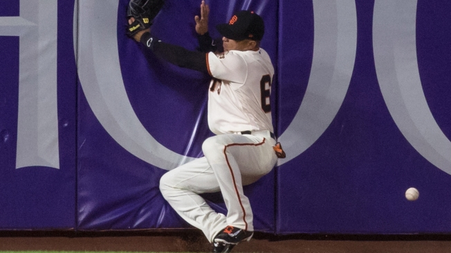 Giants Shut Down by Ray, Come Up Short vs. D'backs