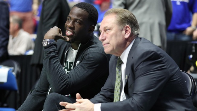 Tom Izzo Knew Draymond Green Would Step Up After Kevin Durant Injury