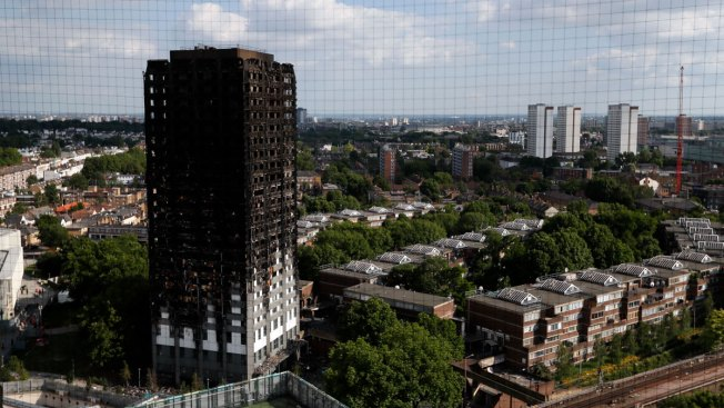 UK Police: Corporate Manslaughter Possible in Tower Fire