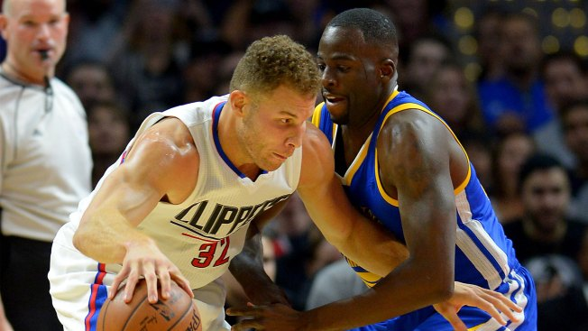 Gameday: Draymond Takes on 'seems Like a New Man' Griffin