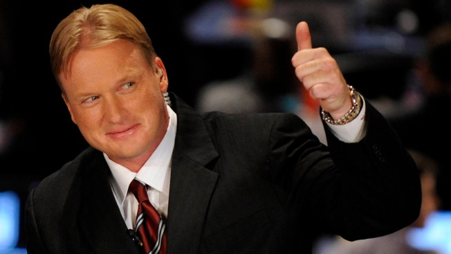 Jon Gruden to be named coach of Oakland Raiders