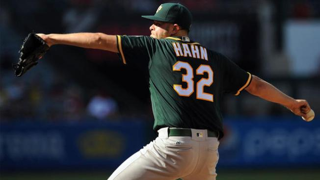 A's Spring Training: Rockies Rough Up Hahn For 7 Runs