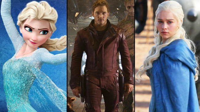 "Halloween 2014 Goes Hollywood: ""Frozen,"" ""Game of Thrones"" and More"