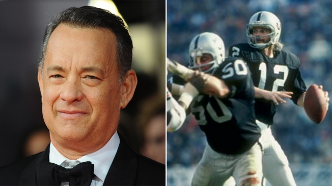 Tom Hanks Fondly Remembers Raiders QB Ken Stabler in Thank You Letter