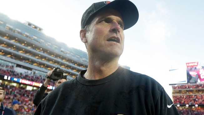 Harbaugh Will Be Guest at Obama's Final State of the Union