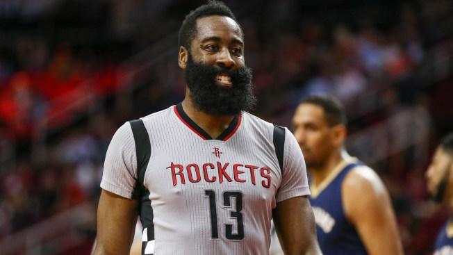 Harden Passes Olajuwon as Rockets' Franchise Leader in Triple-doubles
