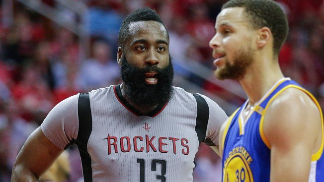 James Harden inks 4-year contract extension with Rockets