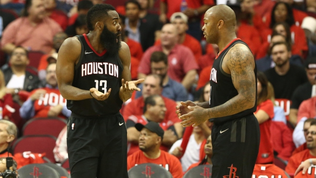 James Harden  Rockets  in This Together  I Can t Do It by Myself ... 51b6ab9c1