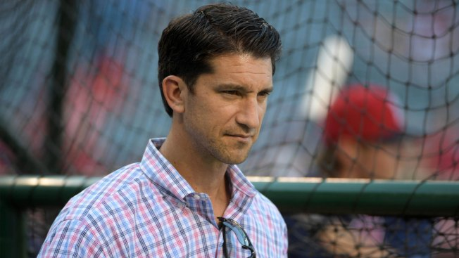 Diamondbacks tab Boston's Hazen as next general manager