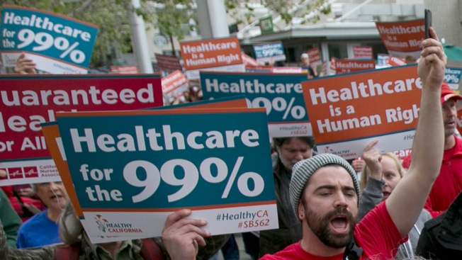 Young People Back Single-Payer Health Care, Poll Finds
