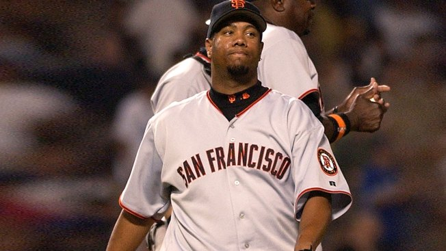 Former pitcher Livan Hernandez files for bankruptcy