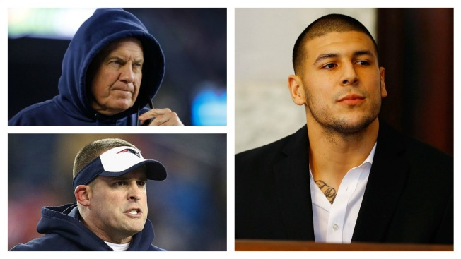 Belichick, McDaniels, 2 NFL Players on Aaron Hernandez Witness List