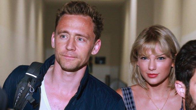 Tom Hiddleston: Taylor Swift is 'an Amazing Woman'