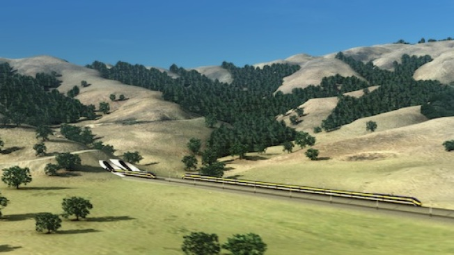 High on High Speed: Pacheco Pass and Peninsula Tunnels