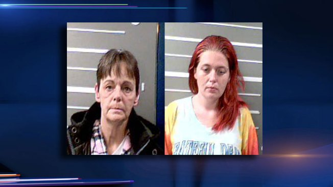 Women Accused of Cooking Meth in Church