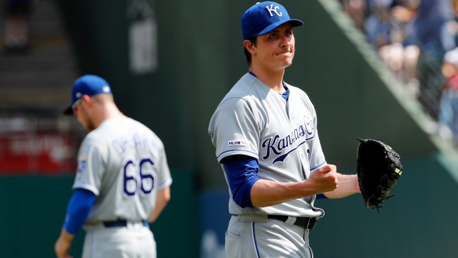Homer Bailey Gets 'energy Boost' by Joining Playoff-contending A's