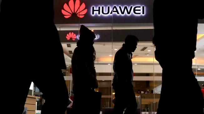 US Charges Chinese Tech Giant Huawei, Top Executive