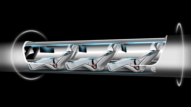 Hyperloop Pod Racers Get Set for SpaceX Competition