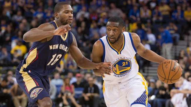 Ex-Warriors Guard Agrees to One-year Deal With New Orleans