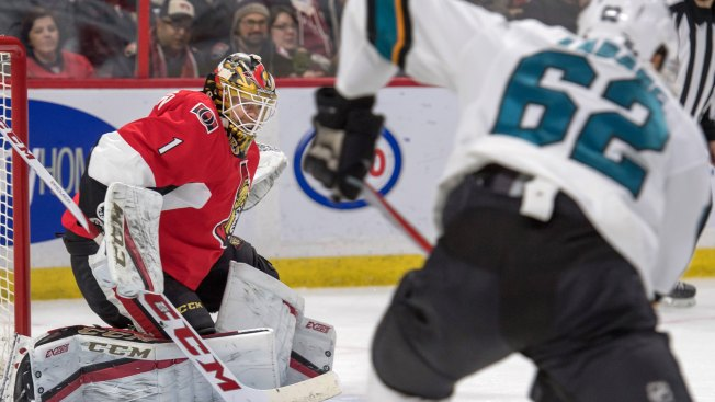 Instant Replay: Meier Scores in Debut as Sharks Handle Habs on Road