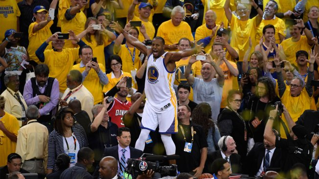 Warriors dethrone Cavaliers for second title in three years