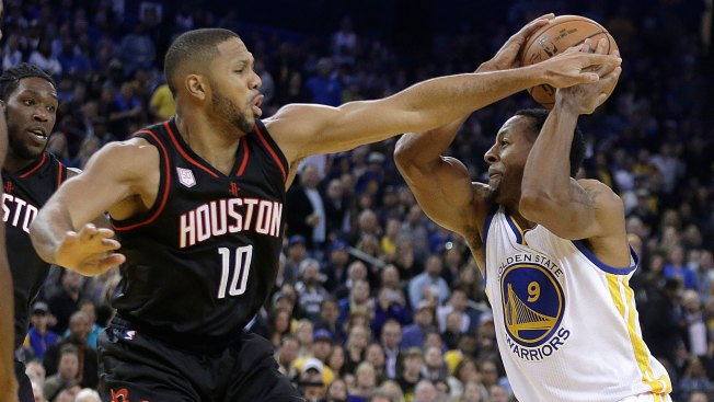 Rockets' Eric Gordon voted Sixth Man of the Year