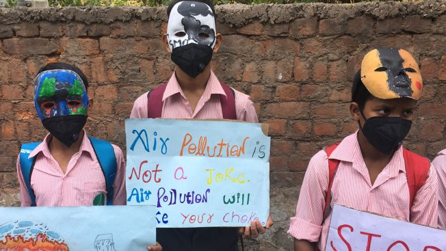 'This City Is Not Livable': Indian Capital Faces Extreme Air Pollution