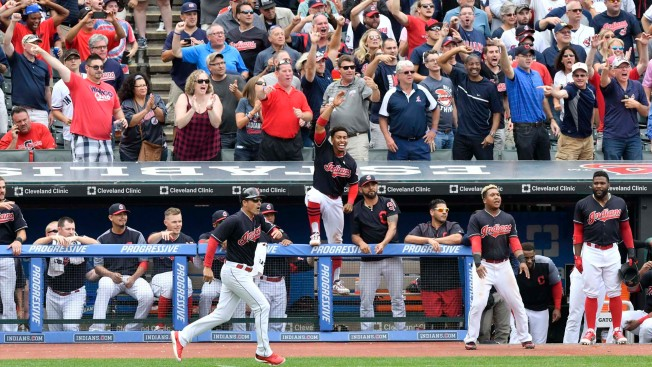 Move Over A's: Indians Win 21st Straight Game, Set American League Record