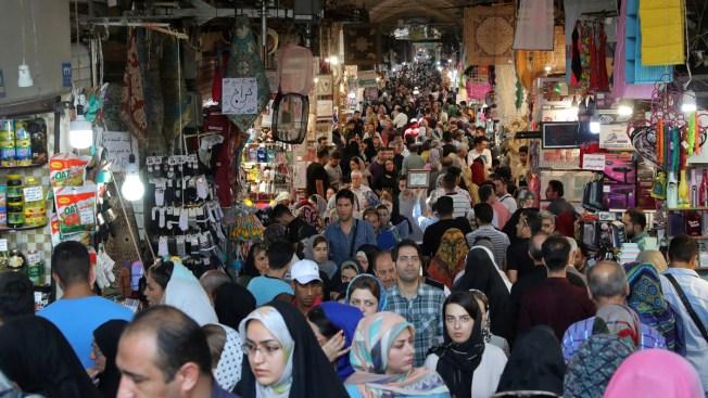Iranians Say Their 'Bones Breaking' Under US Sanctions