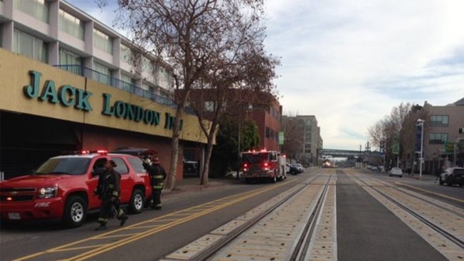 Meth Lab Possible Source of Suspicious Smoke at Oakland Hotel
