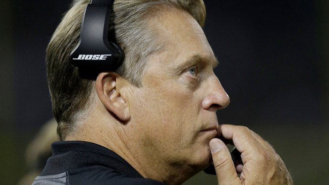 Jack Del Rio Takes Shot at NFL After Raiders Release Aldon Smith