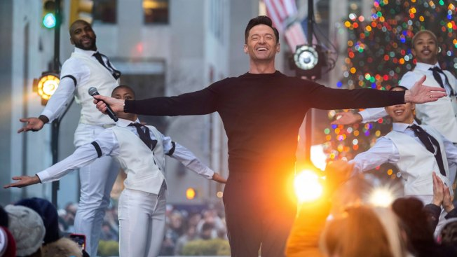 Hugh Jackman Readies Massive World Tour