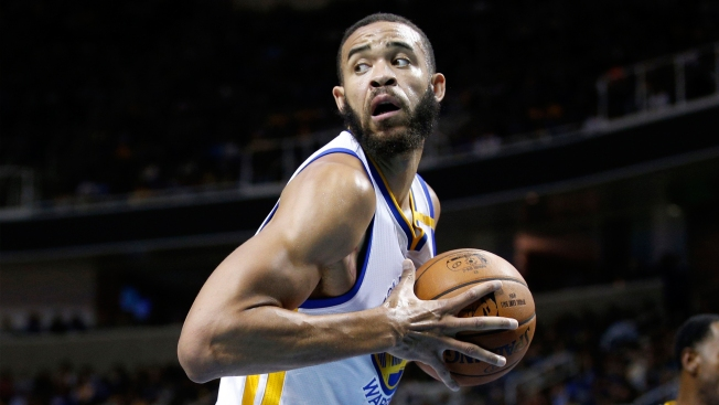 Eager to Shed Reputation, McGee Trying to Climb Into Warriors' Rotation
