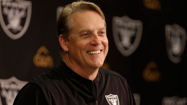 Raiders sign head coach Jack Del Rio to new four-year contract