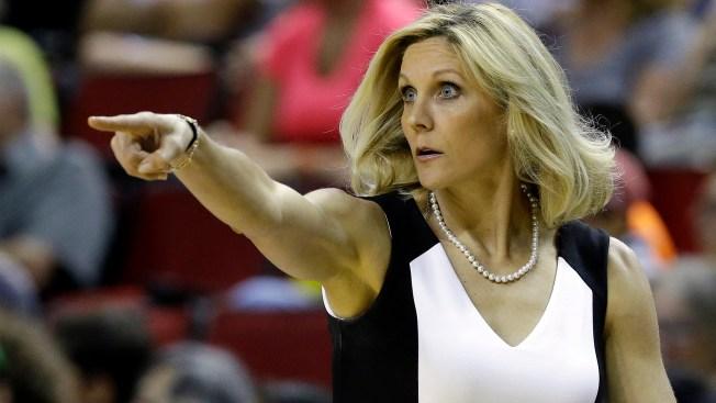 Kings name former WNBA player Boucek assistant coach