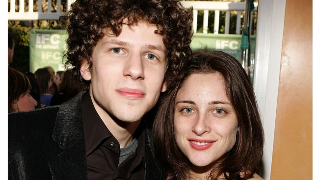 Jesse Eisenberg Expecting First Child With Longtime Girlfriend Anna Strout