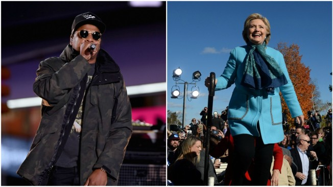 Jay Z Plans Cleveland Concert For Clinton Nov. 4