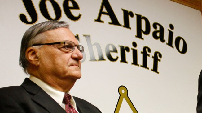Feds to bring criminal contempt charges against Arpaio