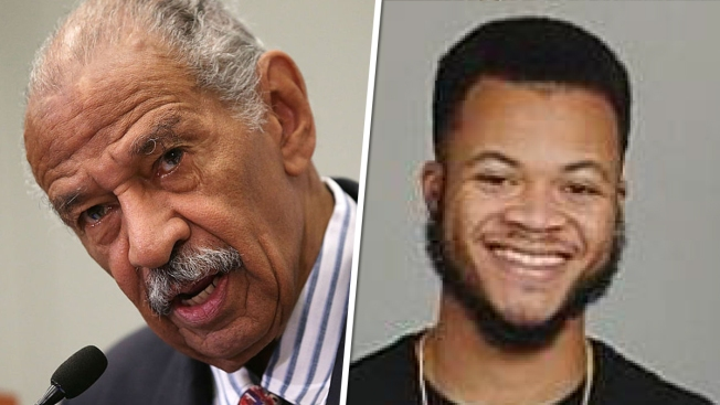 Congressman John Conyers' son, Carl, found safe