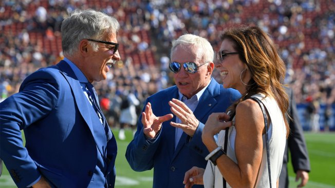 Jerry Jones Helped Make Los Angeles World's Most-resistant Football Town