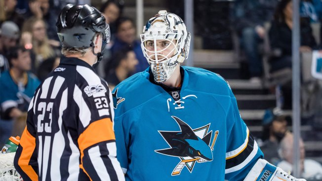 Jones in Line for Big Raise If Sharks Can Get Him Signed