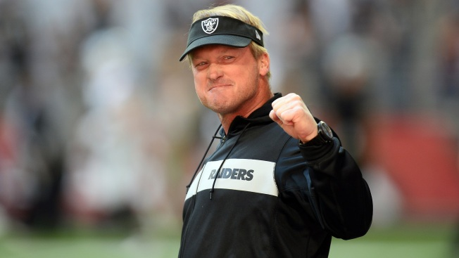 Jon Gruden Knows Raiders Need Significant Upgrades This Offseason