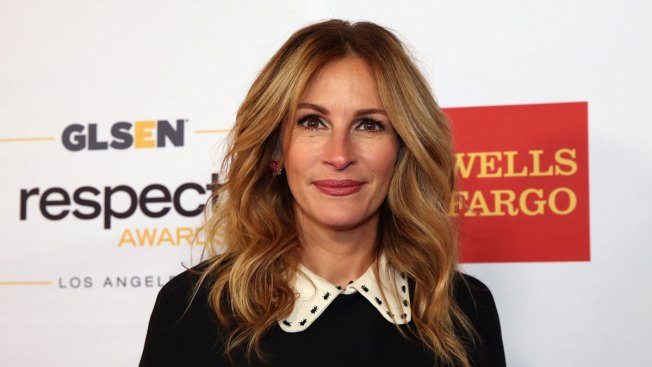 People magazine names Julia Roberts 'World's Most Beautiful'