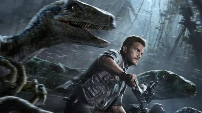 """Chris Pratt Evolves Into Leading Man in """"Jurassic World"""""""