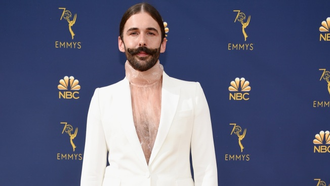 'Queer Eye' Star Jonathan Van Ness Reveals He's HIV-Positive in New Memoir