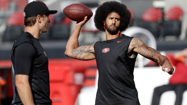 Chip Kelly Announces Colin Kaepernick Is Now San Francisco's Starting QB