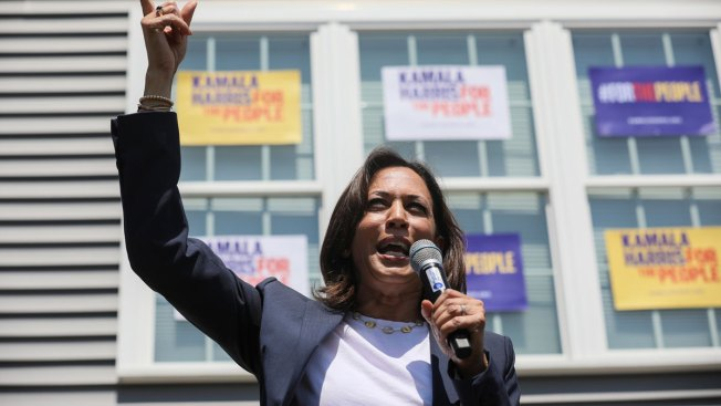 Kamala Harris in Oakland for Campaign Office Opening