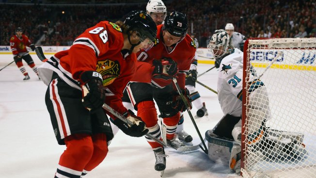 NHL Gameday: Sharks Go for Road Trip Sweep in Chicago